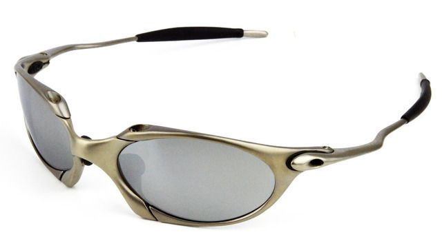 39283eb19a NEW POLARIZED REPLACEMENT SILVER ICE LENS FOR OAKLEY ROMEO 1.0 SUNGLASSES